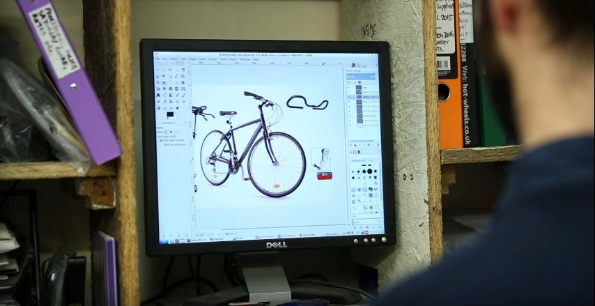 Designing Bristol Bicycles